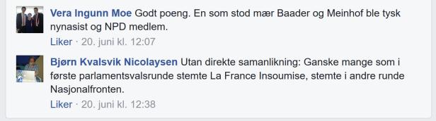 Vera Ingunn Moe og Bjørn Kvalsvik Nicolaysen om Bruun