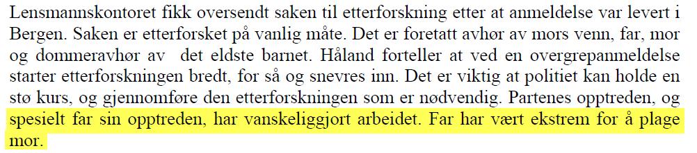 Rune Fardal ble beskrevet av politiet: ekstrem til å plage mor.